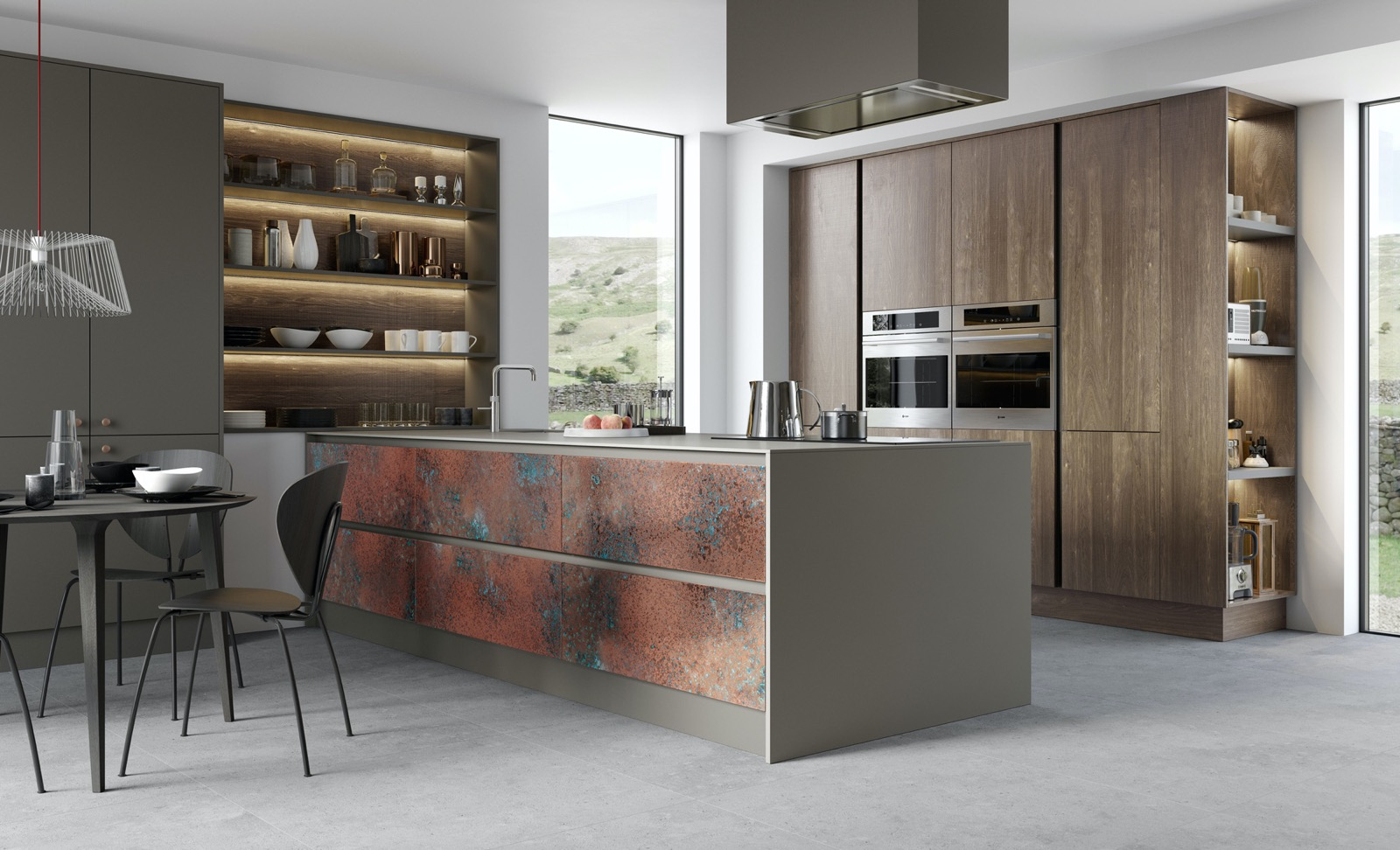 platinum range kitchens